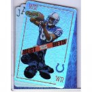 Reggie Wayne 2001 Bowman's Best Best Bets #9 RC Colts