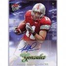 Anthony Gonzalez 2007 Ultra Rookie Autographs #257 Colts #/199