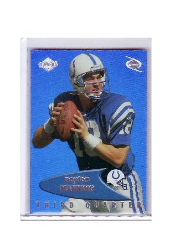 Peyton Manning 1999 Edge Odyssey 3rd Quarter Preview #PM Colts, Broncos