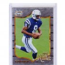 Marvin Harrison 1996 Pinnacle Summit #174 RC Colts