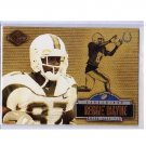 Reggie Wayne 2001 Pinnacle Impressions #9 RC Colts