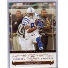 Reggie Wayne 2006 Donruss Classics #46 Colts #/100