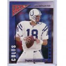 Peyton Manning 1999 Donruss Fan Club #FC18  Colts, Broncos
