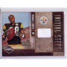 Emmanuel Sanders 2010 Panini Limited Initial Steps Shoe Relic #21 Broncos, Steelers #/80 RC