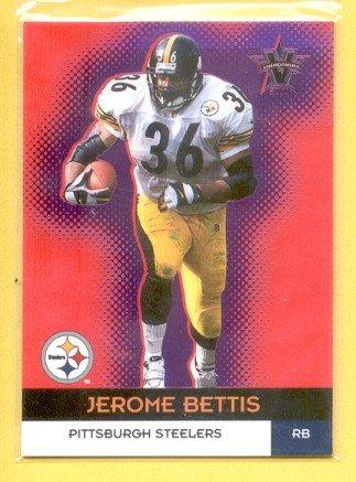2000 Pacific Vanguard Purple Jerome Bettis Steelers /138