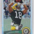 2011 Topps Chrome Refractor Randall Cobb Packers RC