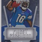2011 Topps Chrome Finest Freshman Titus Young Lions RC
