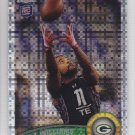 2011 Topps Chrome Xfractor D.J. Williams Packers RC DJ