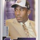 2002-03 Upper Deck MVP Rookie Amare Stoudemire Suns RC
