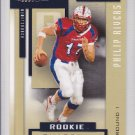 2004 Prestige Philip Rivers Chargers RC