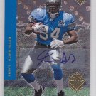 2008 SP Rookie Edition 94 Autograph Kevin Smith Lions RC