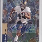 2008 SP Rookie Edition 93 Autograph Lance Ball Broncos RC