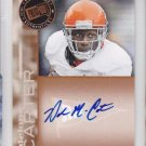 2011 Press Pass Autograph Delone Carter Colts RC