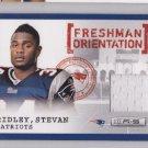 2011 R&S Freshman Orientation Jersey Stevan Ridley Patriots /299 RC