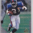 1997 SP Authentic Tiki Barber Giants RC