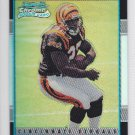 2001 Bowman Chrome Rudi Johnson Bengals /1999 RC