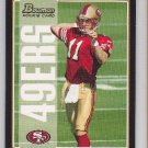 2005 Bowman Bronze Alex Smith 49ers RC