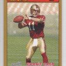 2005 Bazooka Gold Alex Smith 49ers RC