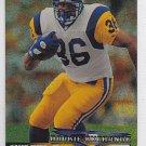 1993 UD Rookie Exchange Jerome Bettis Steelers RC