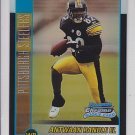 2002 Bowman Chrome Refractor Antwaan Randle El Steelers /500 RC