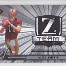 2005 Zenith Z-Team Alex Smith 49ers RC