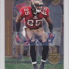 2008 SP Rookie Edition 94 Autograph Aqib Talib Bucs RC