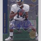 2008 SP Rookie Edition 94 Autograph Keenan Burton Rams RC