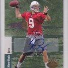 2008 SP Rookie Edition 93 Autograph Erik Ainge Jets RC
