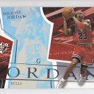 2003-04 UD SPX Michael Jordan Bulls