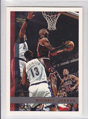 1997-98 Topps Michael Jordan Bulls