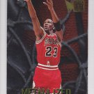 1996-97 Fleer Metal Metalized Michael Jordan Bulls