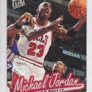 1996-97 Fleer Ultra Michael Jordan Bulls