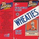 Wheaties Mini-Box Lou Gehrig Yankees