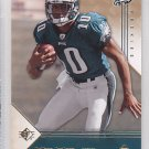 2008 SP Rookie Edition DeSean Jackson Eagles RC