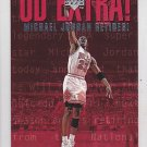 1998-99 Upper Deck #UDX Michael Jordan Retires Bulls