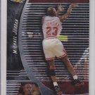 1998-99 UD Ionix #2 Michael Jordan Bulls