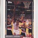 1992-93 Topps Michael Jordan Bulls