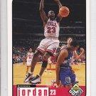 1998-99 UD Choice #23 Michael Jordan Bulls