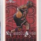 1999-00 UD MVP MJ Exclusives #181 Michael Jordan Bulls