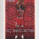 1999-00 UD MVP MJ Exclusives #188 Michael Jordan Bulls