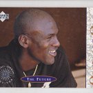 1995 Upper Deck Minors One On One #10 Michael Jordan White Sox