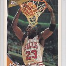 1993-94 Topps #23 Michael Jordan Bulls