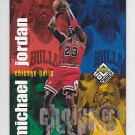 1998-99 UD Choice CL Choice Reserve #200 Michael Jordan Bulls