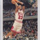 1995-96 Topps Stadium Club Michael Jordan Bulls