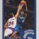 2002-03 Topps Michael Jordan Wizards Bulls