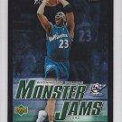 2003-04 UD Victory Monster Jams #212 Michael Jordan Bulls