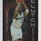2003-04 UD Victory Clutch Shooters #162 Michael Jordan Bulls