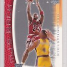 2001-02 Upper Deck MJ's Back #MJ15 Michael Jordan Bulls
