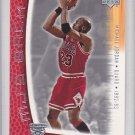 2001-02 Upper Deck MJ's Back #MJ75 Michael Jordan Bulls