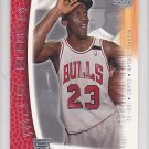 2001-02 Upper Deck MJ's Back #MJ86 Michael Jordan Bulls